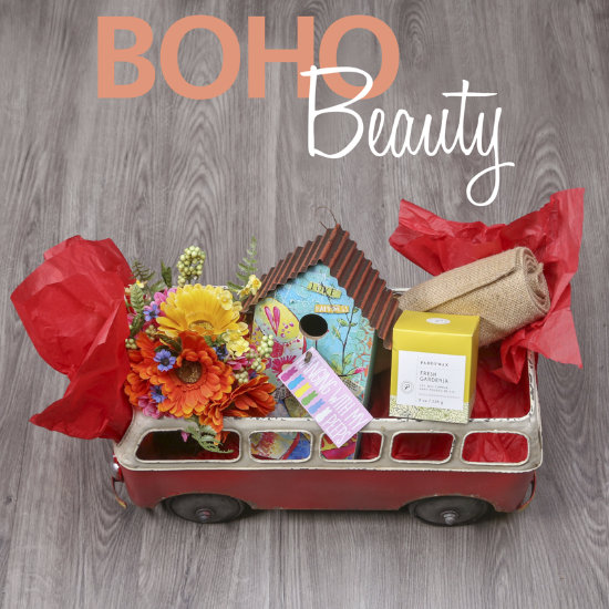Boho Beauty Basket