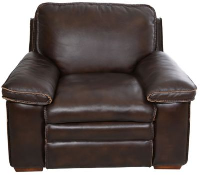 Flexsteel Penthouse 100% Leather Chair