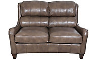 Flexsteel Lukas 100% Leather Loveseat