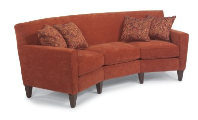 Flexsteel Digby Conversation Sofa
