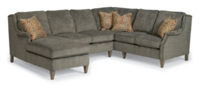 Flexsteel Zevon 3-Piece Sectional