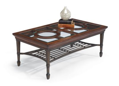 Flexsteel Hathaway Rectangle Coffee Table