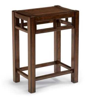 Flexsteel Sonoma Rectangular End Table