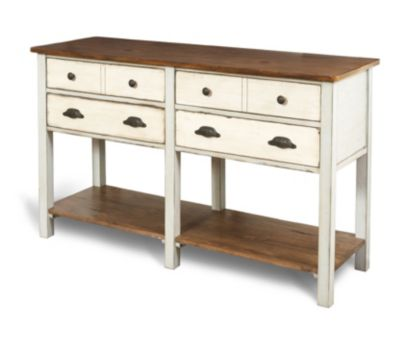 Flexsteel Chateau Sofa Table