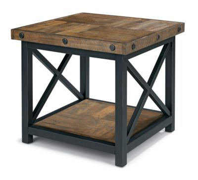 Flexsteel Carpenter Lamp Table