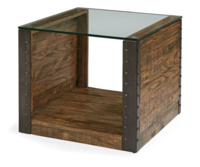 Flexsteel Bridge End Table
