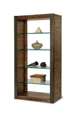 Flexsteel Bridgewater Bookcase
