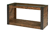 Flexsteel Bridge Sofa Table