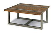 Flexsteel Trestle Square Coffee Table