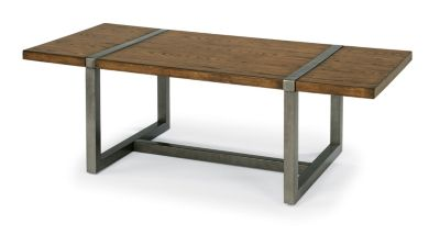 Flexsteel Trestle Coffee Table