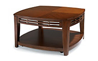 Flexsteel Bali Square Coffee Table