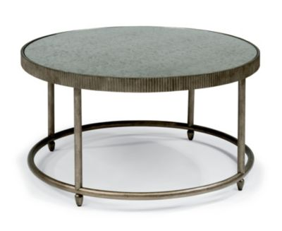 Flexsteel Legacy Round Coffee Table