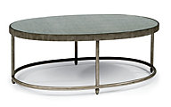 Flexsteel Legacy Oval Coffee Table