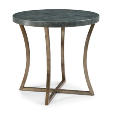 Flexsteel Raku Lamp Table