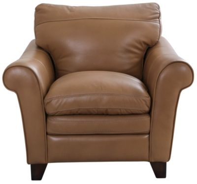 Flexsteel Sofia 100% Leather Chair