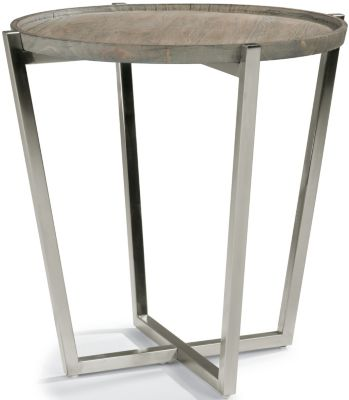 Flexsteel Platform Lamp Table