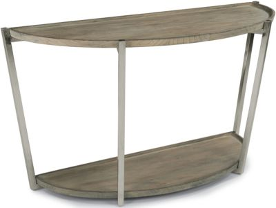 Flexsteel Platform Sofa Table