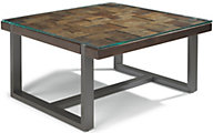 Flexsteel Patchwork Square Coffee Table