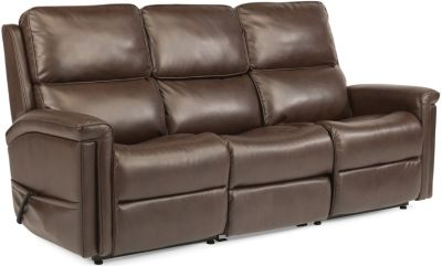 Flexsteel Samantha Lift Sofa with Console