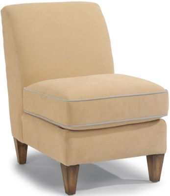 Flexsteel Digby Armless Chair