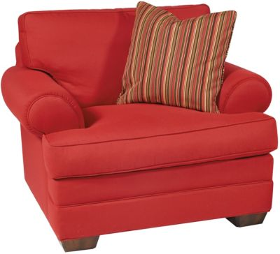 Flexsteel Lehigh Accent Chair Red