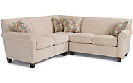 Flexsteel Dana 3-Piece Sectional