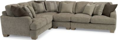 Flexsteel Vanessa 4-Piece Sectional