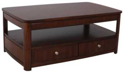 Flexsteel Arbor Lift-Top Coffee Table