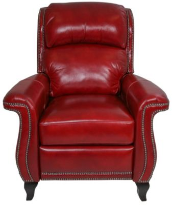 Flexsteel Stingray 100% Leather Power Recliner