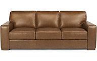 Flexsteel Mckinley 100% Leather Sofa