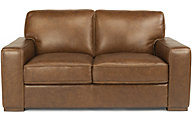 Flexsteel Mckinley 100% Leather Loveseat