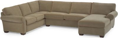 Flexsteel Vail 3-Piece Sectional