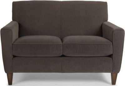 Flexsteel Digby Gray Loveseat