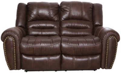 Flexsteel Downtown Reclining Loveseat Homemakers Furniture