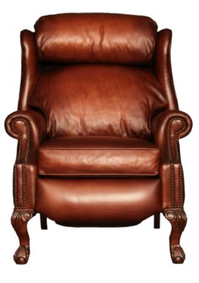 Flexsteel St. Albert 100% Leather Recliner