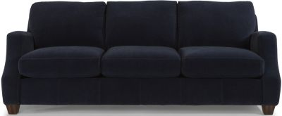 Flexsteel Grayson Navy Sofa