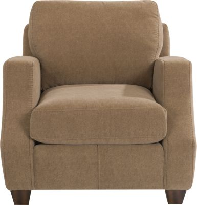 Flexsteel Grayson Tan Accent Chair