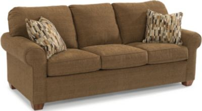 Flexsteel Thornton Mocha Sofa
