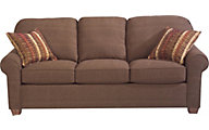 Flexsteel Thornton Brown Sofa