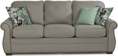 Flexsteel Whitney Gray Sofa