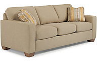 Flexsteel Kennicot Cream Sofa