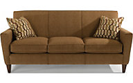 Flexsteel Digby Tan Sofa