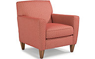 Flexsteel Digby Geometric Accent Chair