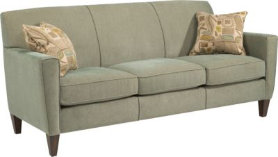 Flexsteel Digby Light Teal Sofa