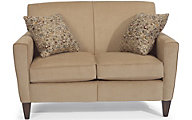 Flexsteel Digby Cream Loveseat