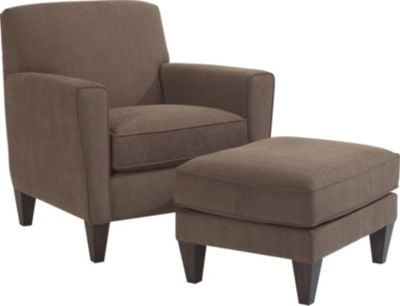 Flexsteel Digby Brown Accent Chair