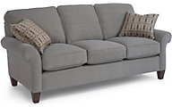 Flexsteel Westside Gray Sofa