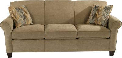 Flexsteel Dana Tan Sofa