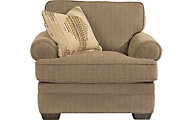 Flexsteel Lehigh Mocha Accent Chair