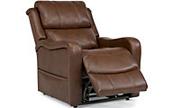 Flexsteel Bailey Brown Lift Recliner
